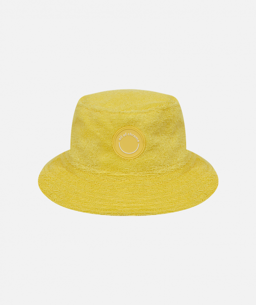 Yellow Terry Bucket