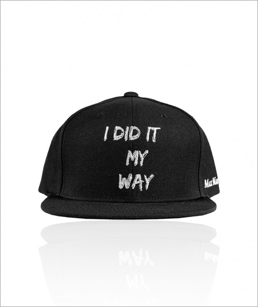 Snapback I Did It My Way