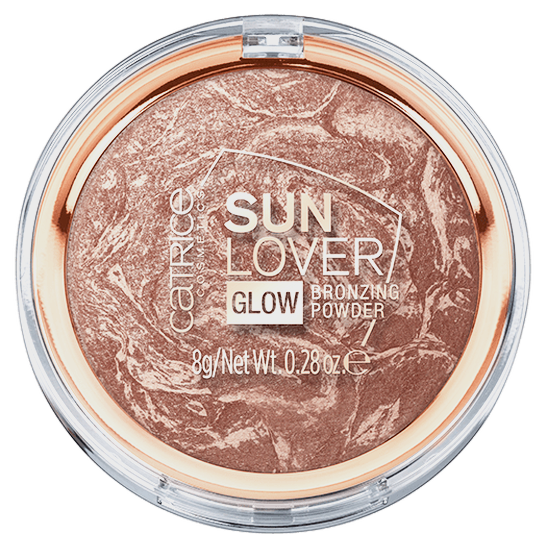 Sun Lover Glow Bronzing Powder - vegan