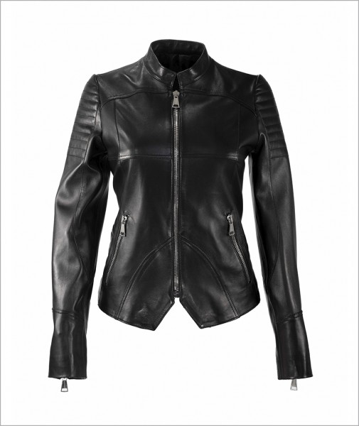 "Leather Jacket ""Eve"""