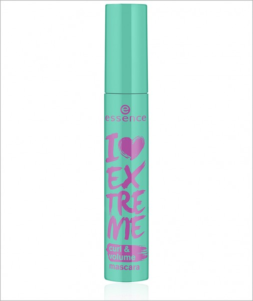 Mascara I Love Extreme Curl and Volume - vegan