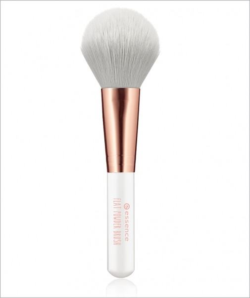 Flat Powder Brush - vegan