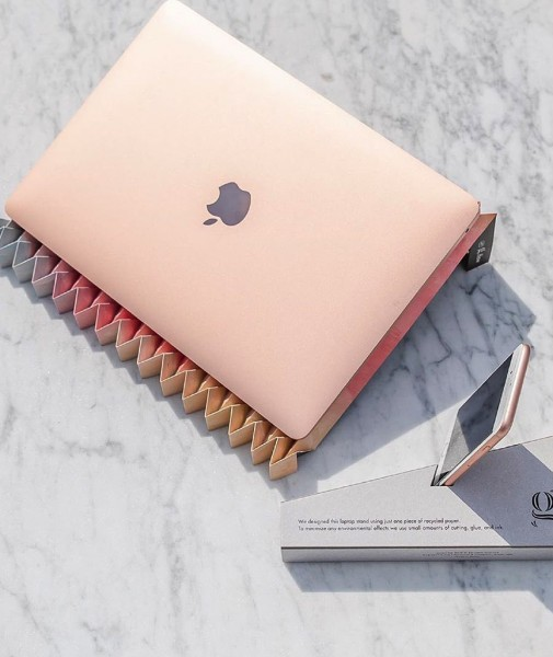 G. Flow Laptop Stand Sunset