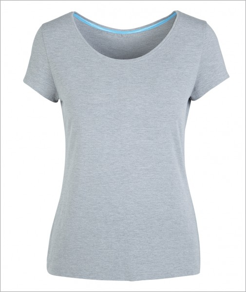 "Grey ""One"" – T-shirt made of Vitadylan"