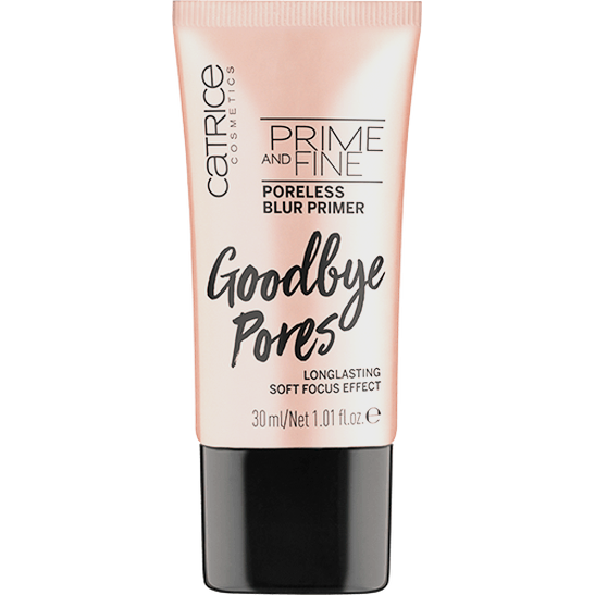 Prime And Fine Poreless Blur Primer - vegan