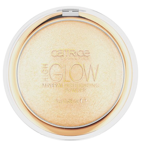 High Glow Mineral Highlighting Powder Gold Dust - Vegan