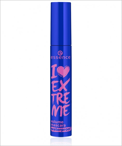 Mascara I Love Extreme Volume Waterproof Black - Vegan