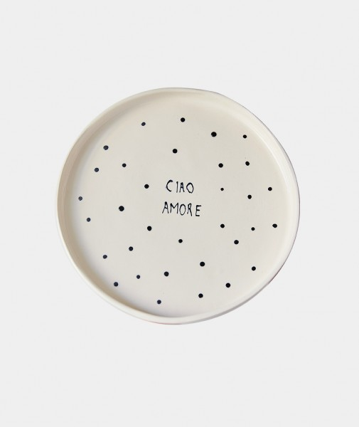 Ciao Amore Small Plate